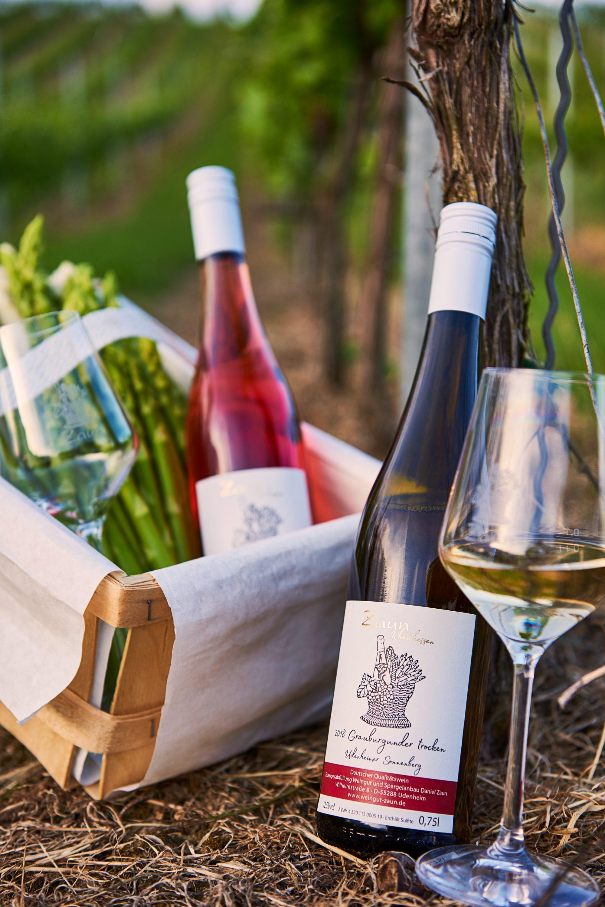 Weingut und Spargelanbau Zaun